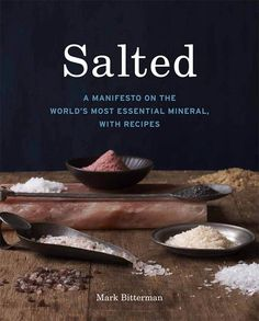 (7) Fancy - Salted: A Manifesto on the Worlds Most Essential Mineral