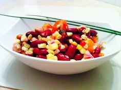 Une autre façon d'incorporer le blé d'Inde d'été et les légumineuses à votre menu!