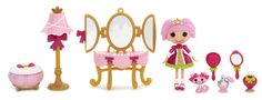 Lalaloopsy-Toys- Jewel's-Primpin-Party
