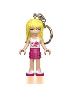 Lego Friends Stephanie Keylight Keyring