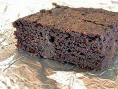 Chocolate Cauliflower Cake - April Fools #SundaySupper | What Smells So Good?