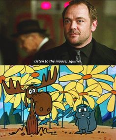 Crowley. Ah. Now I get the reference.
