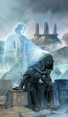 Kylo and Anakin | Star Wars