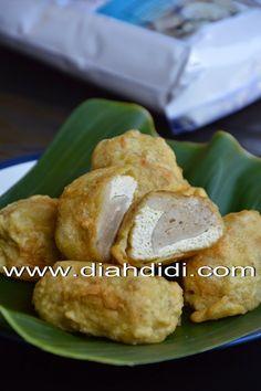Diah Didi's Kitchen: Satu Adonan Bakso Jadi 3 Macam Lauk
