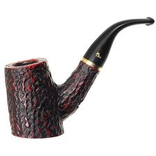 Peterson Tobacco Pipes: Kinsale Rusticated (XL27) Fishtail