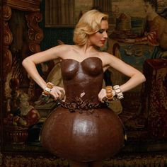 Chocolate Food Fashion
