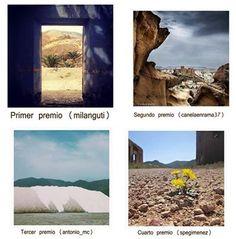 """¡¡¡YA TENEMOS GANADORES!!!  Entre veinte imágenes finalistas, el jurado del Concurso Instagram #MusalMW """"El Patrimonio Cultural Almeriense"""" acaba de fallar los premios de fotografía 2016 del #MuseodeAlmería:"""