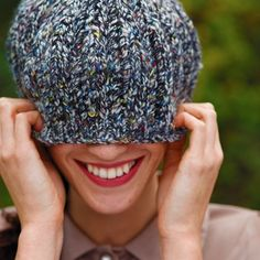 Free Beret Knitting Pattern