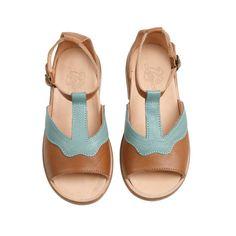 I love Nathalie Verlinden Sandals !