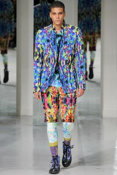 Issey Miyake | Fall 2014 Menswear Collection | Style.com