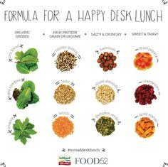 Easy Homemade Lunch   Women's Health Magazine