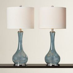 """Found it at Joss & Main - Hans 28"""" Table Lamps (Set of 2)"""
