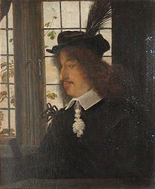 Frederick III of Denmark - Son of Christian IV and Queen Anne Catherine. He succeeded his father as King.