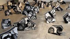 'Shattered Mural' by Hugo Crosthwaite