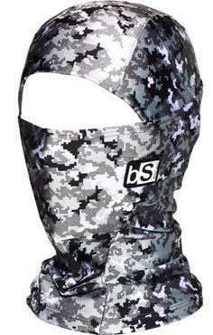 BlackStrap Face Mask | Camo Digital Snow Balaclava Hood| #Balaclava #Snowboard #Ski #Outdoors ($28.95)