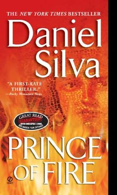 Prince of Fire (Gabriel Allon Novels) « Holiday Adds
