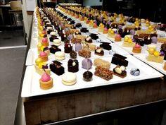 Mini dessert.... by Pastry Chef Antonio Bachour, via Flickr