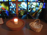 Lenten prayer stations - written for youth, but would be good for adults too.