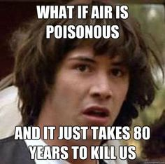 Conspiracy Keanu: HILARIOUS! His face says it all!