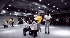 Enjoy the flamboyant 'Blue Moon' Choreography between Hyorin and 1Million Dance studio!   The latest kpop news and music   Officially Kmusic Dancers Feet, Tango Dancers, Jay Park, Kpop, 2ne1, 1million Dance Studio, Dance Rooms, Girl Friendship, Five Guys