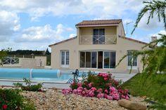 Location de vacances avec piscine à Saint Quentin de Chalais - Gîtes de France Charente