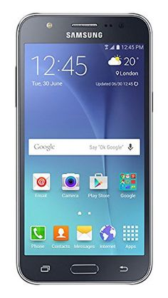 Samsung Galaxy J5 SM-J500H/DS GSM Factory Unlocked Smartphone, International Version (Black) ** To view further for this item, visit the image link.