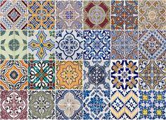 WallPops! Azulejos Kitchen Wall Decal | eBay