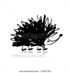 Hedgehog Stock Photos, Hedgehog Stock Photography, Hedgehog Stock ...