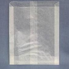Wax Paper Sandwich Bags! I remember also wrapping sandwiches in cellophane...The smell was horrible!