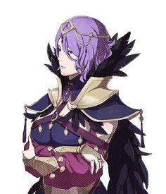 Fire Emblem -Fates -Camilla´s mother Ione