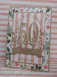 Angela Lorenz: Crazy Crafters & Pootles Blog Hop - Occasions Catalogue Sneak Peek!