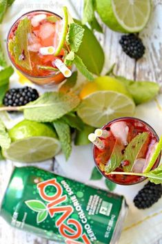 These Healthy Mocktails will quench your thirst all summer long! Choose from 15 non-alcoholic, low calorie mocktail recipes including festive sparkling drinks, kombucha mules, and more. Non Alcoholic Drinks Healthy, Fall Drinks Alcohol, Low Calorie Drinks, Fall Cocktails, Tequila Drinks, Ginger Ale Drinks, Ginger Ale Cocktail, Blackberry Ginger Ale, Cookie Decorating Supplies