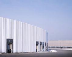 SANAA (SEJIMA + NISHIZAWA)  factory building . vitra campus . weil am rhein