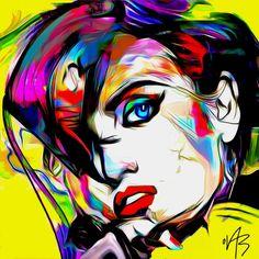 By ovab-art / sketch 394 #digitalart