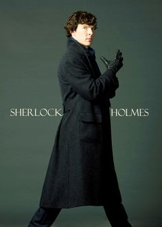 """Sherlock"".  Sherlock Holmes played by Benedict Cumberpatch, (very) affectionately called ""Cumby"" women all over the world.....sigh......"