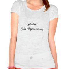 Medical Sales Representative Classic Job Design T Shirt, Hoodie Sweatshirt