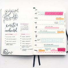 "280 Likes, 7 Comments - @pieceofmindjournal on Instagram: ""Inspired by @thepineappleoffice Bujo design I have a busy week off to see family and friends…"""