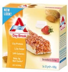 Atkins Day Break Strawberry Crisp