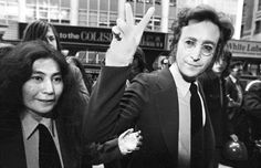 On John Lennon's 75th Birthday, Yoko Ono Reveals Promise He Made, Plus Vintage Pictures