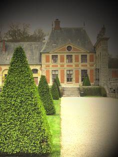 Après un long hiver, redécouvrir la verdure du jardin imaginé par le Nôtre est un réel plaisir !