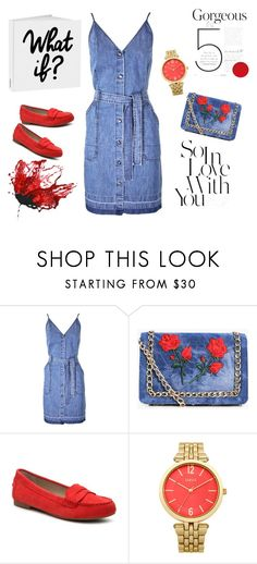 """""""set 5"""" by amrabajric ❤ liked on Polyvore featuring J Brand and Boohoo"""