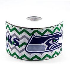 Seahawks Ribbon Seattle Seahawks Football Ribbon NFL