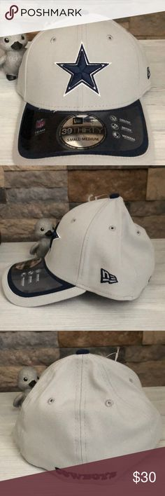New Era Dallas Cowboys Sideline 39THIRTY Flex Fit Show off your support for  America s Team by c7746a959