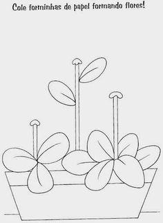 60 Atividades e desenhos de primavera para Educação Infantil e Maternal - ESPAÇO EDUCAR