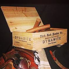 Need help getting your fire going? Try these dynamite firestarters (XP-5BC-BRPC-CRATE) from Black Rock Powder Company! Click our profile link to visit our site and get a coupon!! #campfire #camping #fire #dynamite #tnt #cowboys #homedepot #thegreatoutdoors #firepit #fireplace #interiordesign #exteriordesign #lowes #homegoods #quirky #rustic #firstdayofwinter #winteriscoming #tistheseason #blackrock #explosion