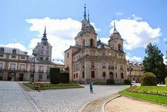 Mis aventuras en Segovia, España: La Granja