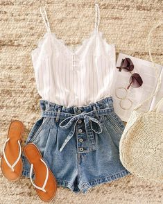 A month before Hermione returns to School,She finds out that she was … #fanfiction #Fanfiction #amreading #books #wattpad Trendy Summer Outfits, Cute Casual Outfits, Stylish Outfits, Spring Outfits, Summer Clothes, Outfit Ideas Summer, Cute Clothes, Teen Fashion Outfits, Look Fashion