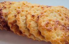 Французский крекер - вкусная хрустящая выпечка, которая просто тает во рту!