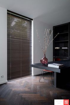 Office Workspace, Home Office, Home And Deco, Decoration, Eames, Moonlight, Blinds, Furniture Design, Curtains