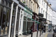 Montpelier in Cheltenham. Photo from: www.thecotswolds.com